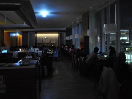シェラトンホテル広島で昨年行った「アースアワー」の様子