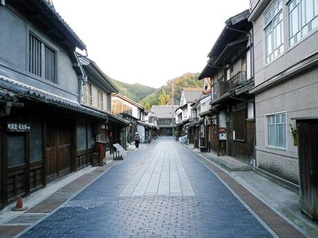 プランを利用して関西や四国からは広島にも。写真は竹原