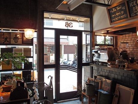 十日市にオープンしたコーヒースタンド併設の書店「サルコーヒーアンドブックス」