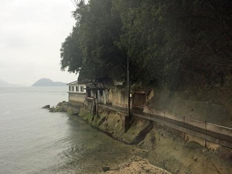 竹原・忠海で岩乃屋が経営する石風呂