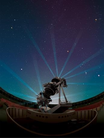 プラネタリウムのイメージ画像