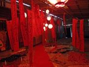 広島・西条の酒蔵通りでアートイベント 日本酒製造における工程をテーマに企画
