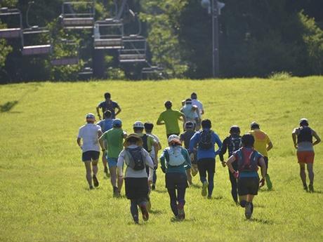昨夏に実施したプレイベントには約30人が参加した