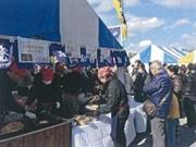昨年開いた食の祭典「ひろしまフードスタジアム冬の陣」の様子