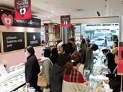 広島三越で「広島スイーツコレクション」 台湾かき氷「アイスモンスター」も出店