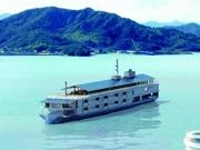 広島・尾道から客船「ガンツウ」で瀬戸内周遊 今秋、就航へ