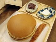広島に朝9時から10分しか提供しないパンケーキ 東京の和菓子店が考案で