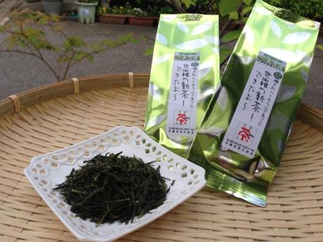 広島・世羅で栽培する「世羅茶」