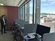 広島・紙屋町のトランヴェールビルに法人向けシェアオフィス 貸し会議室機能も