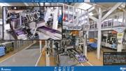 広島のふりかけ「ゆかり」工場をバーチャル見学 三島食品が「赤しその日」に公開