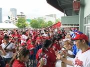 広島でカープ選手らが義援金呼びかけ 九州豪雨の被災者支援で