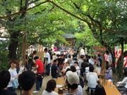 広島で地域密着型アートプロジェクト 横川商店街を舞台に若手アーティストが企画