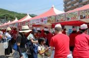 広島のパン工場で「パンまつり」 150商品を用意、パン教室やイベント限定パンの販売も