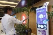 広島に勝率99.9%の「AIじゃんけんマシーン」 楽天モバイルが期間限定で