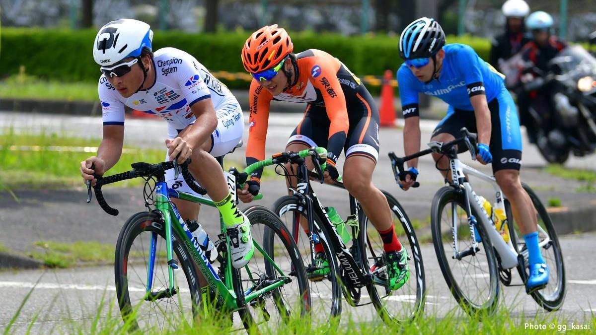 商工センターで開催される国内最高峰の自転車ロードレース「広島クリテリウム」