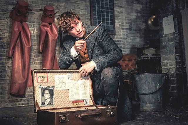 映画「ファンタスティック・ビーストと黒い魔法使いの誕生」(c) 2018 Warner Bros. Ent. All Rights Reserved.Harry Potter and Fantastic Beasts Publishing Rights (c)J.K.R