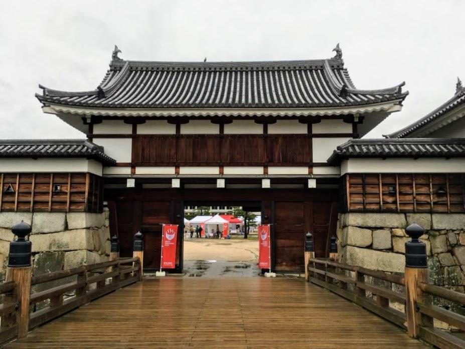 広島城二の丸で開く日本酒イベント「新春!広島燗酒フェスティバル」