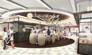 広島駅商業施設「エキエ」が今秋グランドオープン 台湾カフェやアップルパイ専門店も
