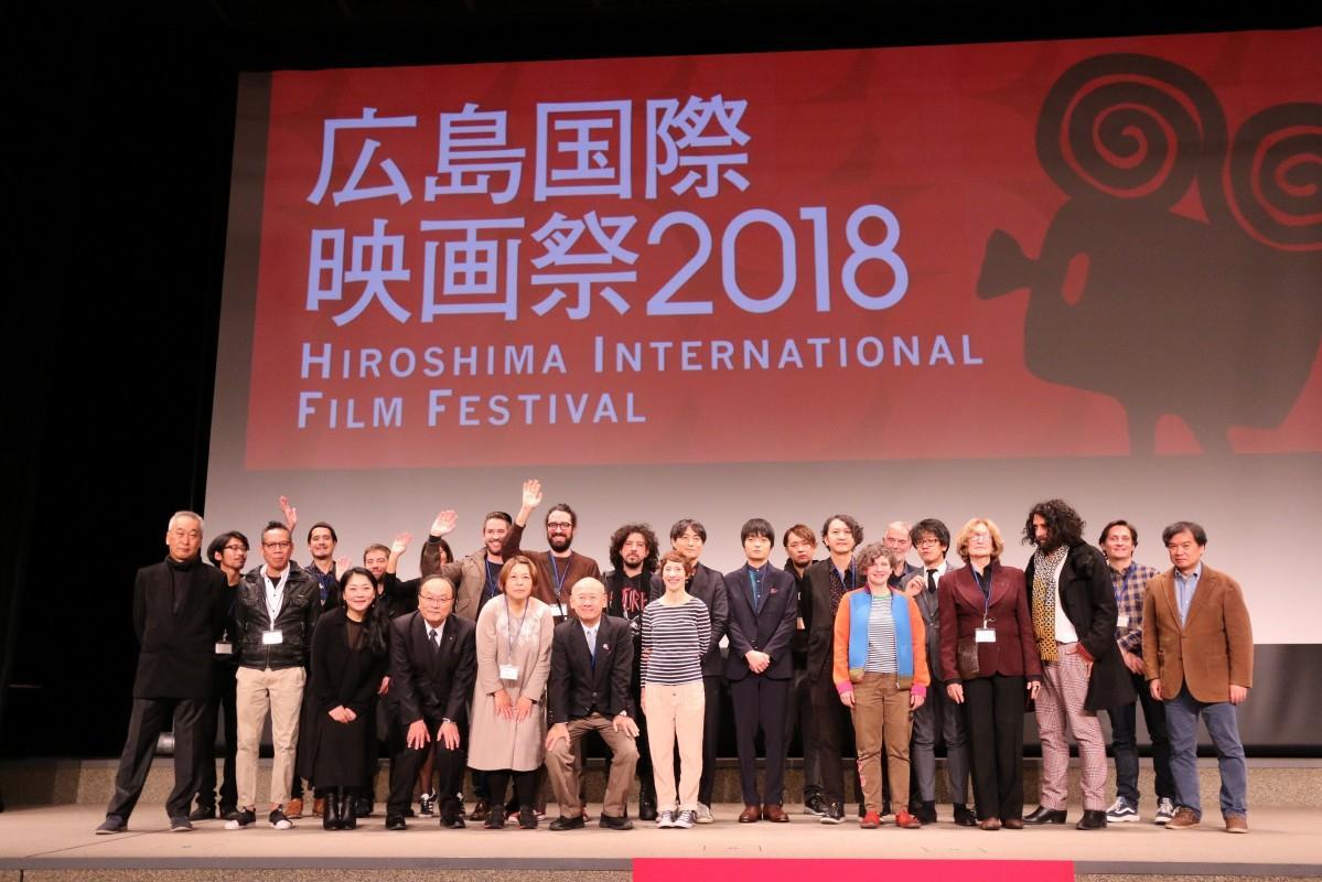 「広島国際映画祭」では、「この世界の(さらにいくつもの)片隅に[特別先行版]」の上映も行う。写真は2018年の様子。