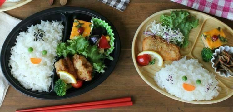 今月4日から販売を始めた「ハーストーリィハウスデリキッチン」主婦シェフ手製の「子ども向け弁当」。写真はイメージ。