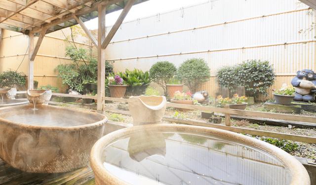 6月20日から営業を再開した竹原のホテル「賀茂川荘」の湯坂温泉