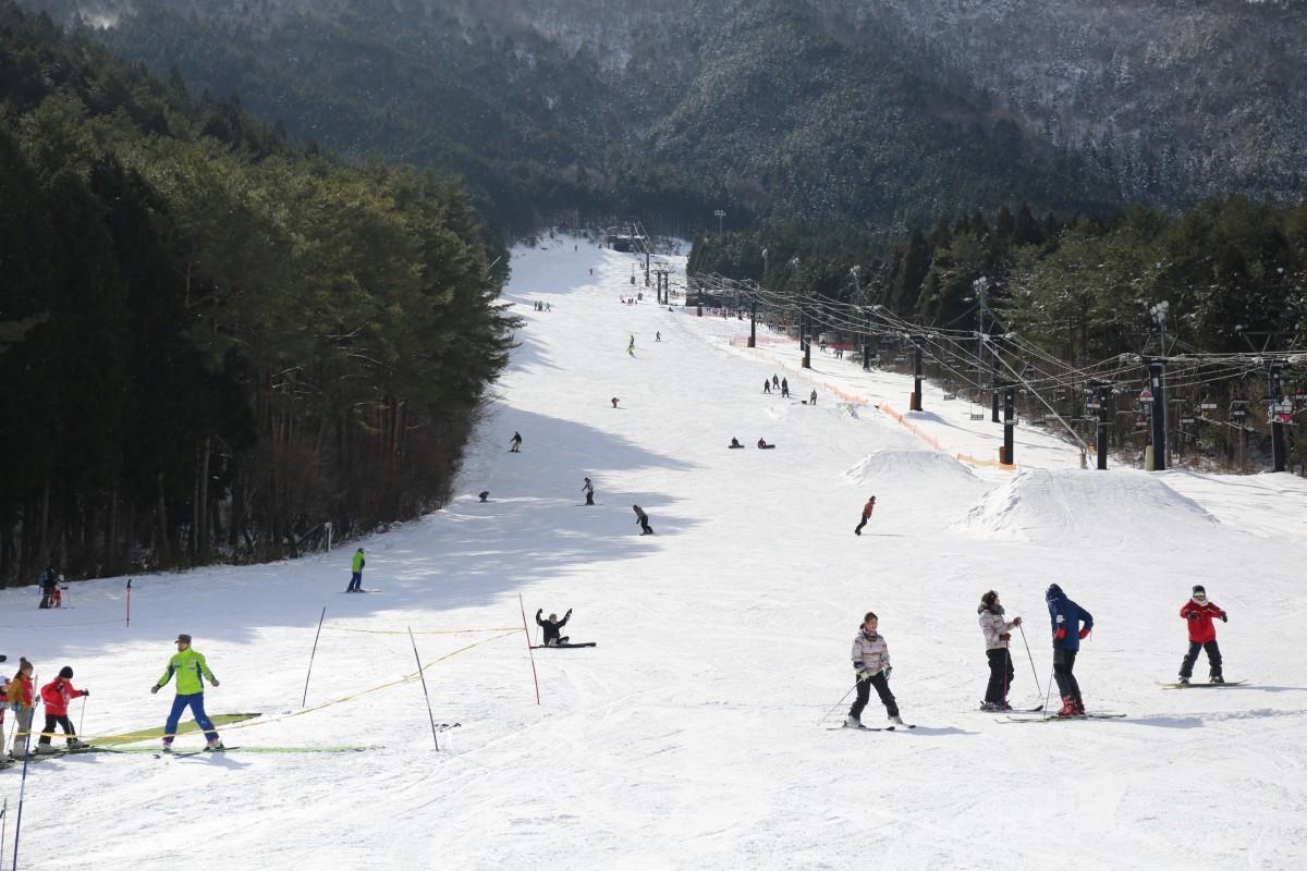 スキー 場 広島 北