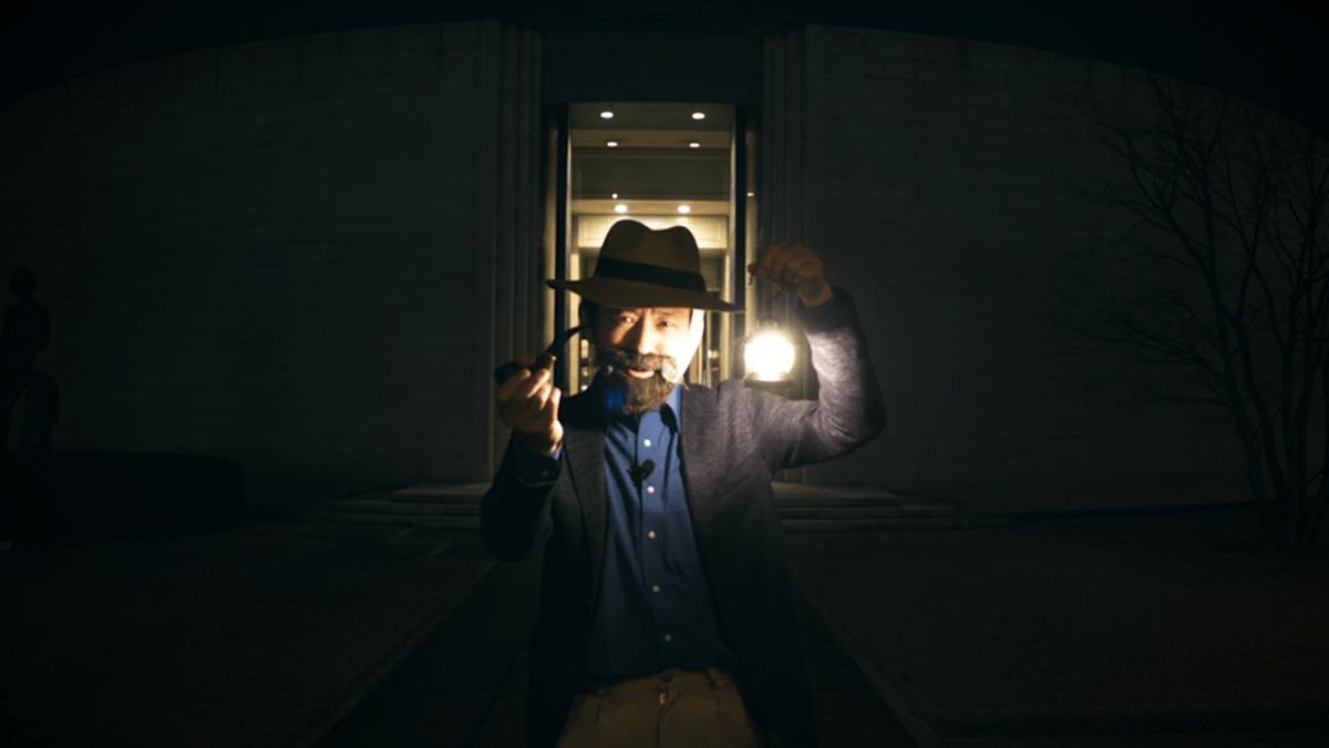 演劇作品として見学時間約1時間を構成する「HIROSHIMA NIGHT MUSEUM」のイメージ画像