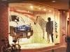 繁華街の街頭ギャラリー3カ所で現役高校生アーティストが個展