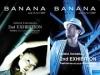 「BANANA」のデザイナー、本多貴政さんが展覧会-ブログ映像上映も