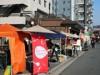 広島・宮島口で街歩きイベント マルシェやワークショップで回遊性向上図る