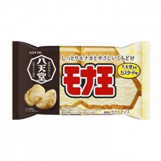 広島の「八天堂」がロッテとコラボ 「モナ王」カスタード味販売へ