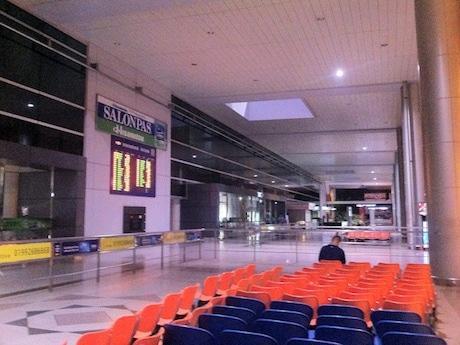 ホーチミンのタンソンニャット空港
