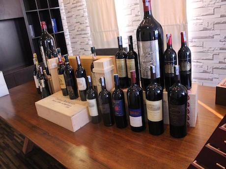ダー・ロックのワイン © Da Loc Wines