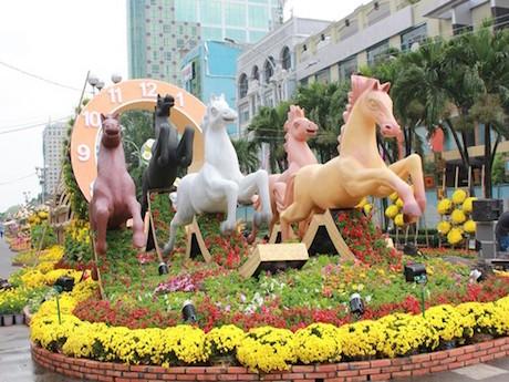 2014年のフェスの様子 © Bao Nguoi lao dong