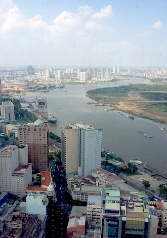 ベトナムで最も発展している都市であるホーチミン市