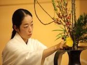 香港で「銀閣寺」イベント-生け花講義とワークショップで日本文化PR