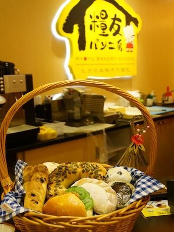 今後も香港限定のメニューを続々と開発する予定。写真は「乳酪餃子」