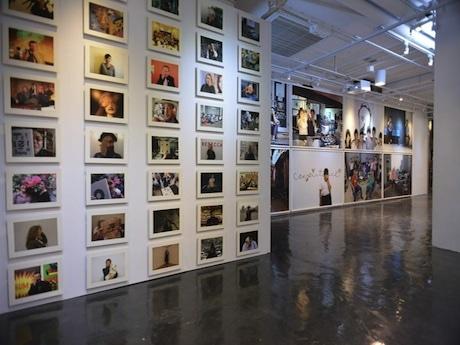 アン・サンスさんが撮影した写真は国際色豊か