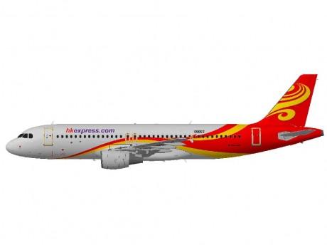 積極的にアジア路線に挑む香港エクスプレス航空(提供写真)
