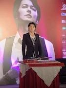 福山雅治さん、コンサートに向け香港で会見-初のアジアツアー開催決定で