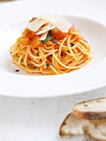 イタリア北部の料理をメーンに展開するイタリア料理店
