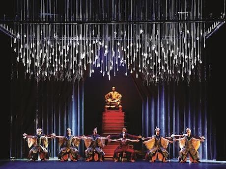 """Marco Polo""by Nice Méditerranée Opera Ballet"