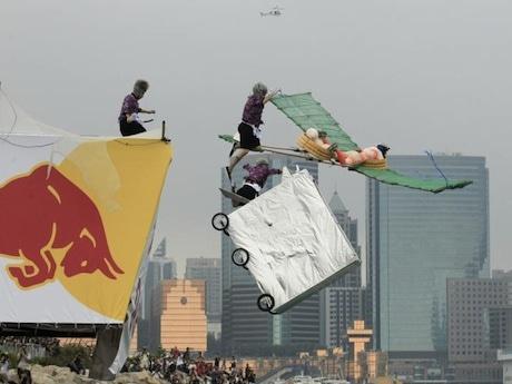 前回香港での開催に出場した飲茶のワゴンをイメージした機体