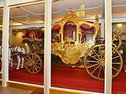 香港でロマノフ朝たどる大型展-ロシア君主が使った専用馬車も