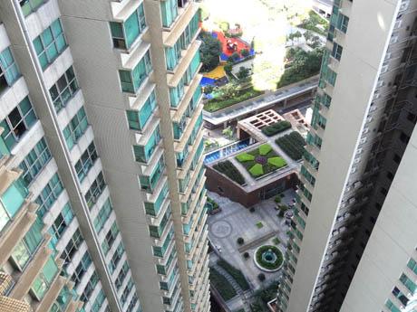 香港市民の関心が高い「住宅問題」