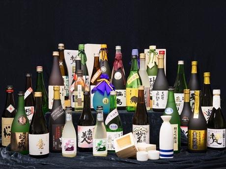 ハーバーシティで開催される日本酒の大型フェスティバル