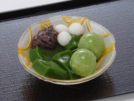 日本でも人気のある「生茶ゼリイ」