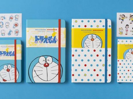 香港でも日本とほぼ同時発売になった限定版ノート
