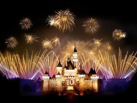 11月からスタート予定の新しい花火のショー