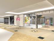 SHIBUYA109香港ハーバーシティー店の完成予想